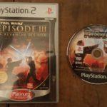 Star Wars Episode III sith jeu PS2 console - Bonne affaire StarWars