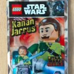 StarWars collection : LEGO FIGURINE POLYBAG LIMITED MINIFIGURE STAR WARS minifig KANAN JARRUS REBELS