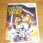 Jeu nintendo wii - Star wars the clone wars - pas cher StarWars
