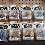 StarWars figurine : FIGURINES STARWARS CLONE WARS CARTOON NETWORK  RARE