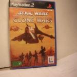 playstation 2 STAR WARS THE CLONE WARS    PS2 - jeu StarWars