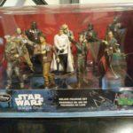 Figurine StarWars : Star Wars Rogue One: A Star Wars Story 10 Piece Deluxe Figurine Set Disney Store