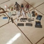 Figurine StarWars :  Lot Of Star Wars Actionl Star Wars Figurines