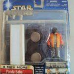 StarWars figurine : STAR WARS SAGA COLLECTION A NEW HOPE - PONDA BABA & CANTINA BAR SECTION 2002