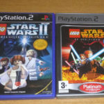 2 jeux playstation 2 PS2 - LEGO Star wars + - pas cher StarWars