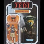 Figurine StarWars : Star Wars Vintage Kenner Princesse Leia Organa Boushh Figurine Hasbro