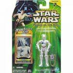 StarWars collection : STAR WARS POTJ - K-3PO PROTOCOL DROID ECHO BASE HOTH EPISODE 5 2000 HASBRO