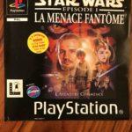 Retro STAR WARS PHANTOM - PLAYSTATION 1 PS1 - Occasion StarWars