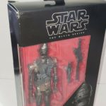 "StarWars figurine : STAR WARS BLACK SERIES 6"" IG-11 Mandalorian Action Figure NEW IN BOX"