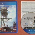 Star Wars Battlefront console PS4 jeu - jeu StarWars