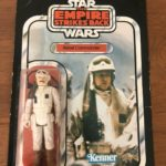 Figurine StarWars : Rebel Commander ESB MOC 41 Back vintage Star Wars