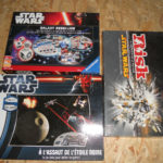 LOT 3 JEUX DE SOCIETE STAR WAR GALAXY - Occasion StarWars