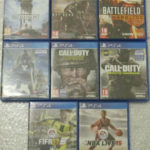 LOT 8 jeux PS4 - Playstation STAR WARS, CALL - Bonne affaire StarWars