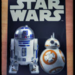 StarWars figurine : Star Wars Premium R2-D2 & BB-8 Set 1/10 SEGA Prize