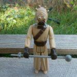 StarWars collection : Tusken Raider / Star Wars vintage Kenner ANH loose Action Figure Figurine 77*