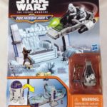 StarWars collection : Star Wars Force Awakens Micro Machines R2-D2 Playset Chewbacca Figurine Crossbow
