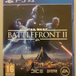 Jeu Ps4 - Star Wars Battlefront II - pas cher StarWars