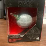 StarWars collection : Star Wars The Black Series Titanium #33 Death Star Figurine New In Box
