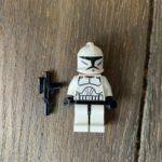 Figurine StarWars : Lego Star Wars - Clone Trooper 1 - Original Figurine - neuf