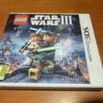 Jeu Nintendo 3DS Lego Star Wars III The Clone - Occasion StarWars