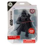 StarWars figurine : STAR WARS TOYBOX •  DISNEY Darth Vader Action Figure FIGURINE Toy SEALED BOX