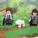 StarWars figurine : Lot figurines LEGO Star Wars (set 75209/Han Solo's Landspeeder) NEUVES