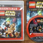 LEGO Star Wars complete saga jeu PS3 console - pas cher StarWars