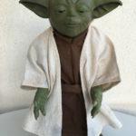 StarWars figurine : STAR WARS - FIGURINE MAïTRE YODA 30 CM ( 2005 HASBRO ) - EXCELLENT ETAT
