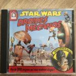 star wars droides mecanos CD-ROM - Jeu - Occasion StarWars