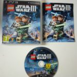 Jeu PS3 LEGO Star Wars III 3 The Clone Wars - - jeu StarWars