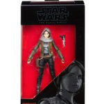 StarWars collection : Star Wars Rogue un Série Noire Sargent Jyn Erso 15.2cm Action Figurine
