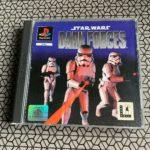Star Wars Dark Forces - PS1/PlayStation 1 - - jeu StarWars