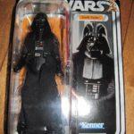 StarWars figurine : Star Wars Série Noire 40th Anniversary Darth Vader Figurine Neuve