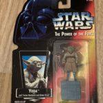 Figurine StarWars : Star Wars FIGURINE KENNER MAITRE YODA THE POWER OF THE FORCE