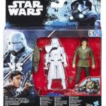 StarWars figurine : Star Wars Rogue One Snowtrooper Officer / Poe Dameron Action Figure HASBRO