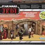 Figurine StarWars : STAR WARS VINTAGE COLLECTION - JABBA'S PALACE - DIORAMA PLUS 2 FIGURINES HASBRO