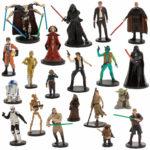 StarWars collection : Mega Figure Play Set ~ Disney Star Wars 20 piece Figurine Set Grievous 2017 NEW