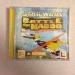 JEU PC CD ROM STAR WARS BATTLE FOR NABOO - Avis StarWars