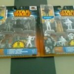 StarWars figurine : lot star wars command hasbro 18 figurines