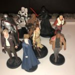 StarWars figurine : Star Wars Rogue One A Star Wars Story Deluxe Figurine Play Loose Set of 9