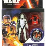 StarWars collection : Star Wars The Force Awakens Flametrooper Figurine One Size White