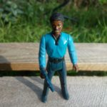 StarWars figurine : Lando Calrissian / Star Wars vintage Kenner ESB loose Action Figure Figurine 80*
