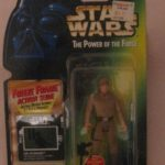 StarWars collection : Star Wars Tpotf Mr Freeze Cadre Bespin Luke Skywalker Figurine Hasbro 1997 Neuf