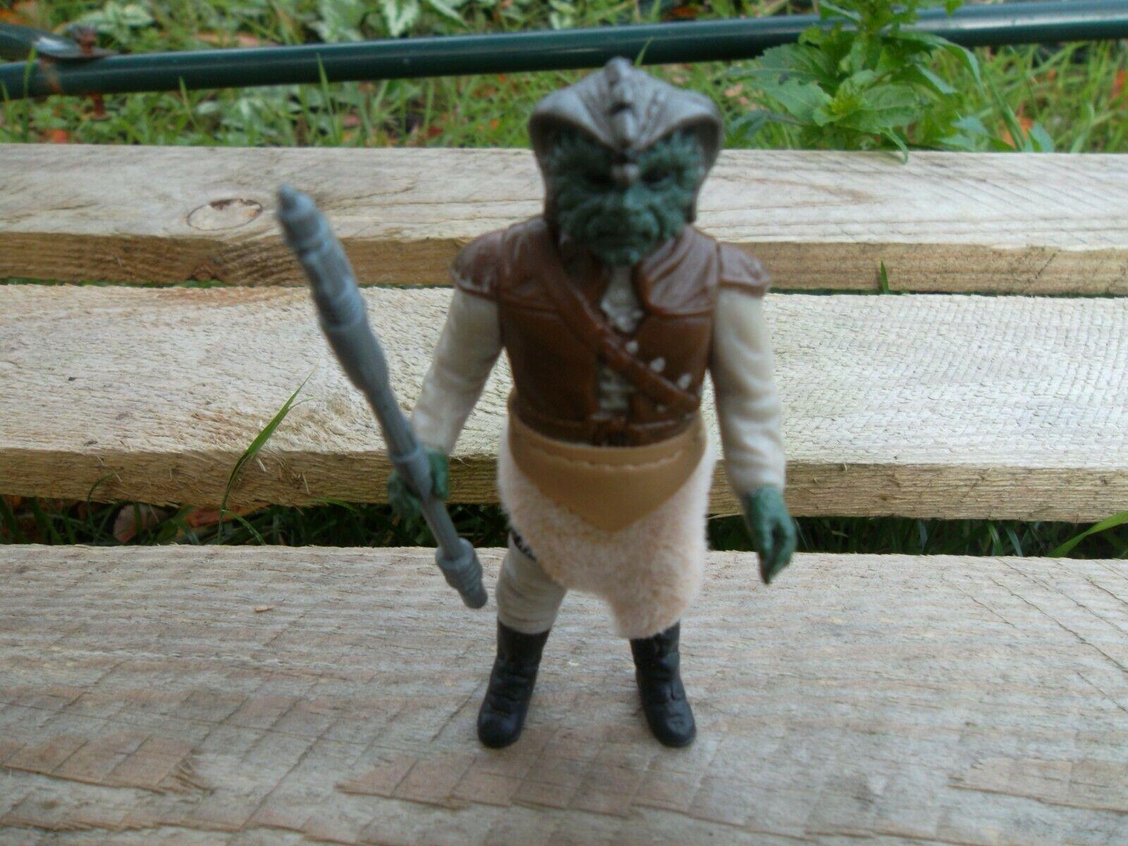 Figurine StarWars : Klatuu complet  / Star Wars vintage Kenner ROTJ loose Action Figure figurine 83*