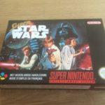 NEUF NEW Super Star Wars FAH Super Nintendo - pas cher StarWars