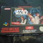 Jeu Super Star Wars - Super Nintendo SNES - - jeu StarWars