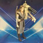 StarWars collection : Disney Star Wars Force Lien - 3.75 Action Figurine - Rey Jedi Sport avec