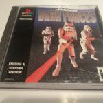 STAR WARS DARK FORCES,  PS1 !!! - Occasion StarWars