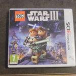 Jeu Nintendo 3DS: Star Wars III – The clone - Bonne affaire StarWars