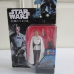 StarWars collection : 🍓 Figurine Star Wars Rogue One Director Krennic Disney Hasbro Neuf Sous Blister